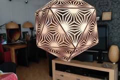 asanoha icosahedron