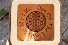 tea light oneofthelightsinmylife!
