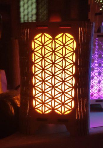 Tri-Color warm led